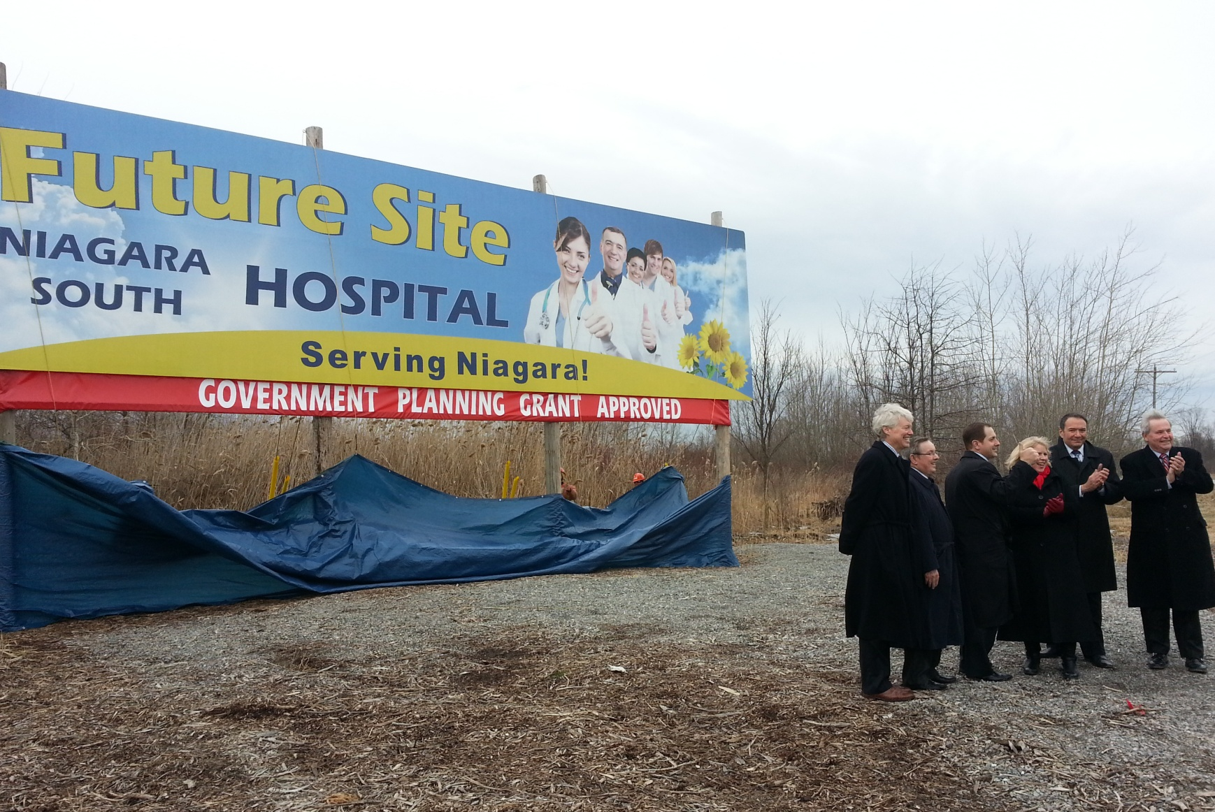 Planning Grant Approved - Niagara South Hospital