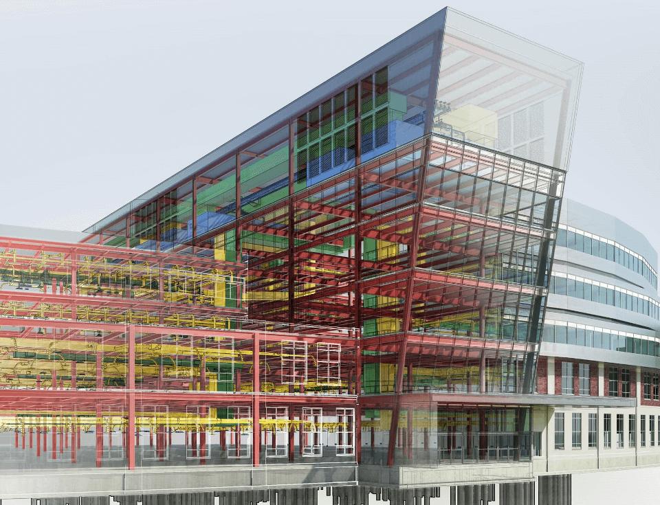 DCL Building